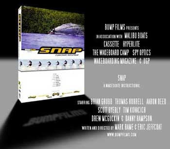 Snap: A Wakeskate Instructional
