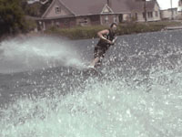 Toeside Wake Jump #1