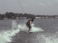 Toeside Wake Jump #4